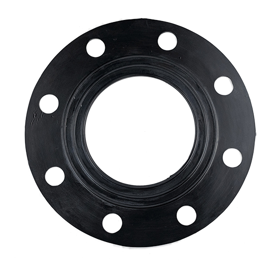 Full Face Flange Gasket for Ductile Iron Flanged Piping